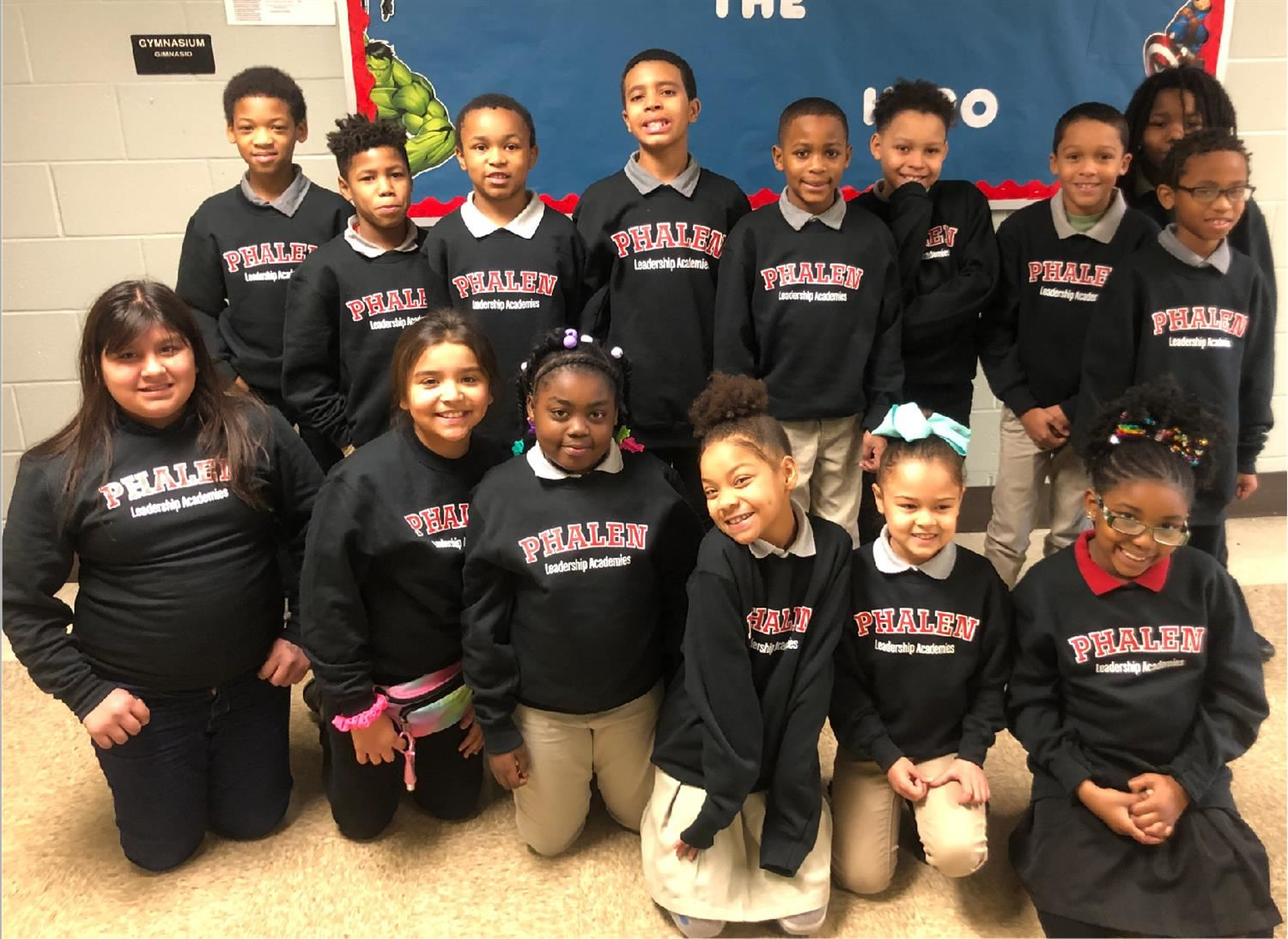 Phalen Leadership Academies at 103