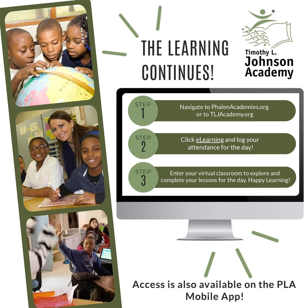 Timothy L. Johnson Leadership Academy