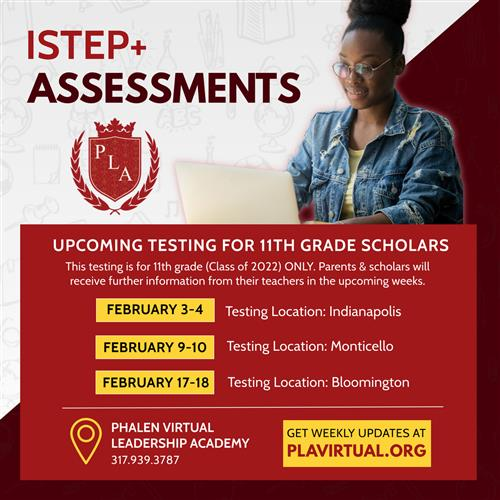 ISTEP+ Assessments