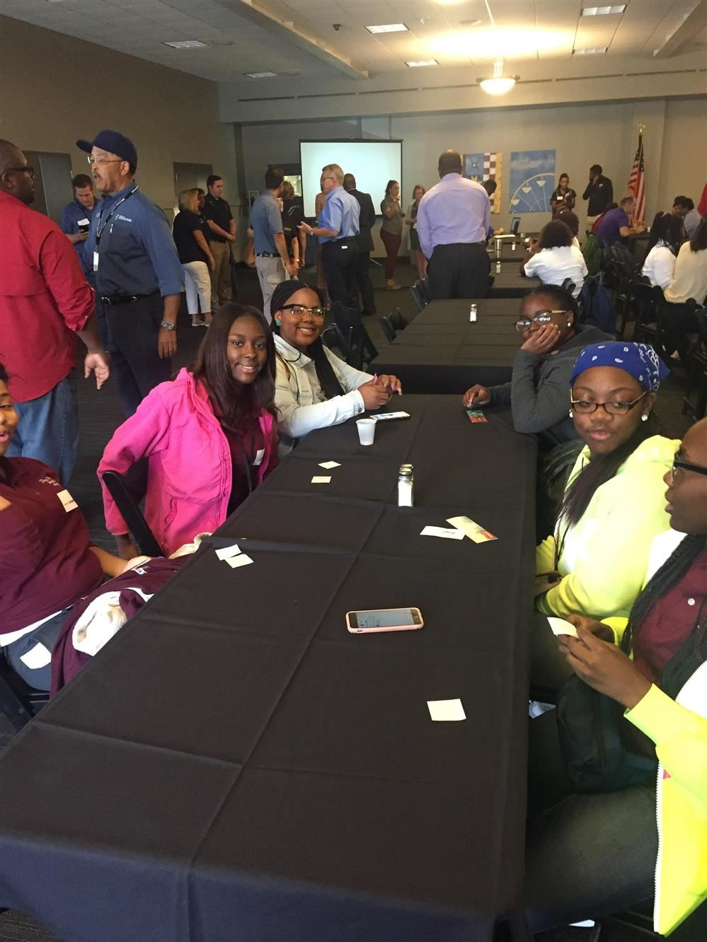 Thea Bowman Scholars Participating in State's 1st Diversity in Agriculture Day