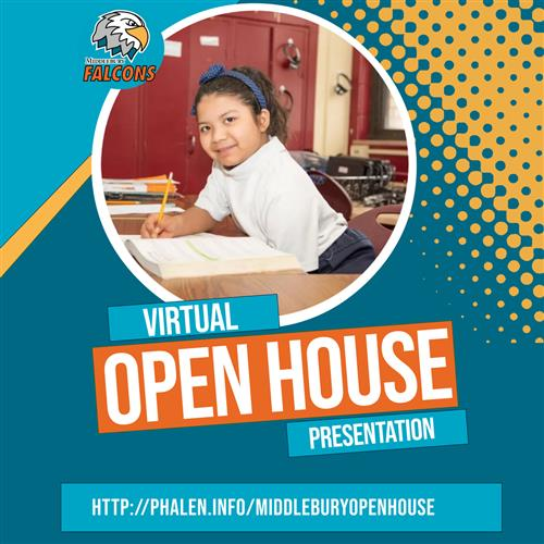 Middlebury Academy Virtual Open House