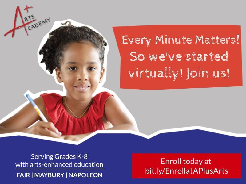 Every Minute Matters! Get Registered Today!