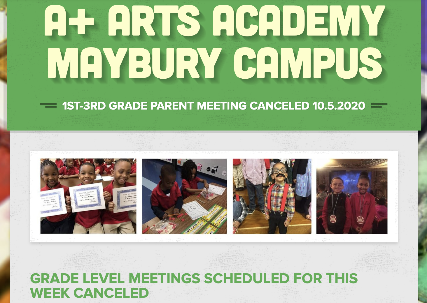 A+ Arts Academy Maybury Campus