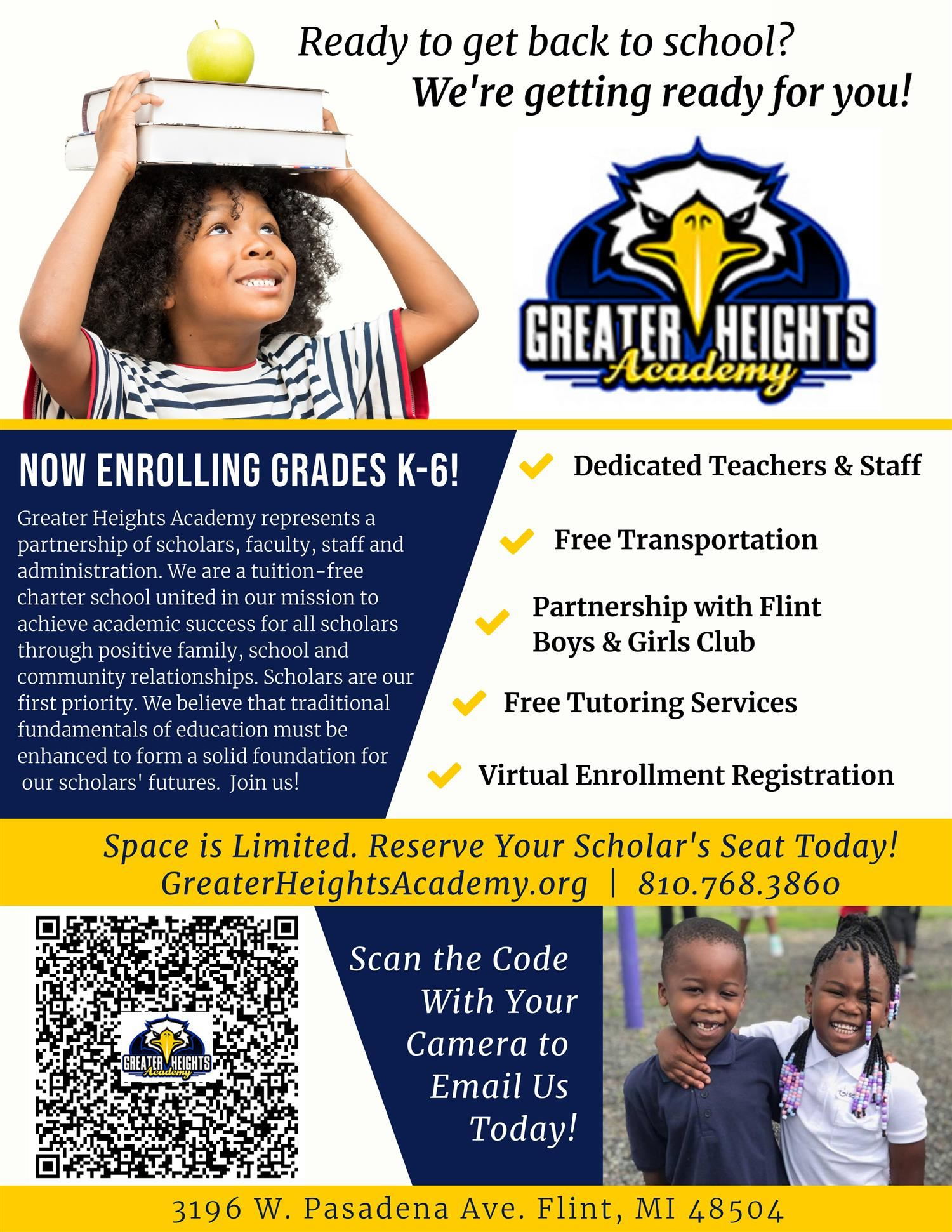 Greater Heights Academy