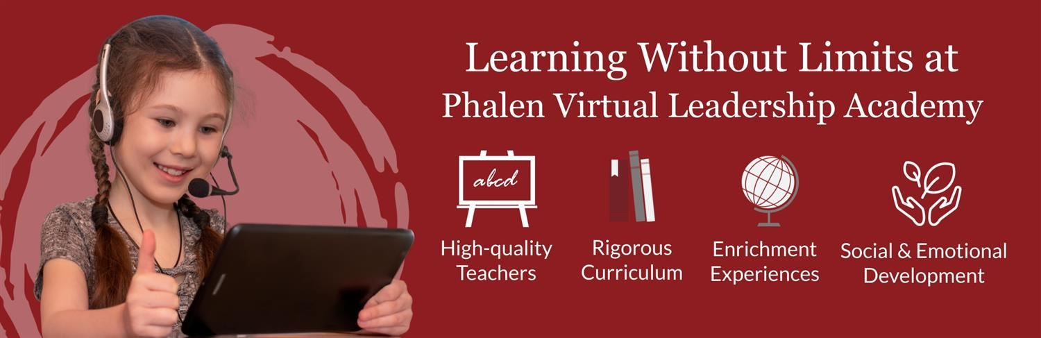 Learning without Limits at Phalen Virtual Leadership Academy