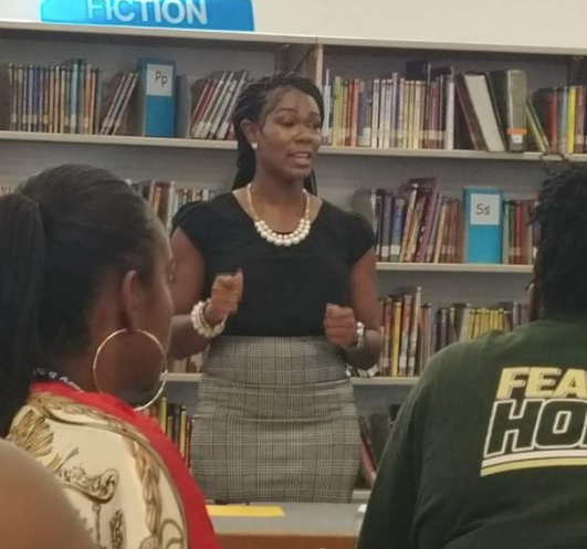 Looking ahead: Tampa teacher plans fair to empower parents