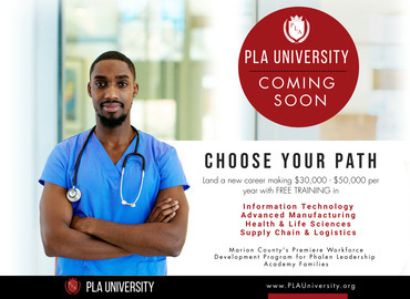 PLA University - Marion County, Indianapolis