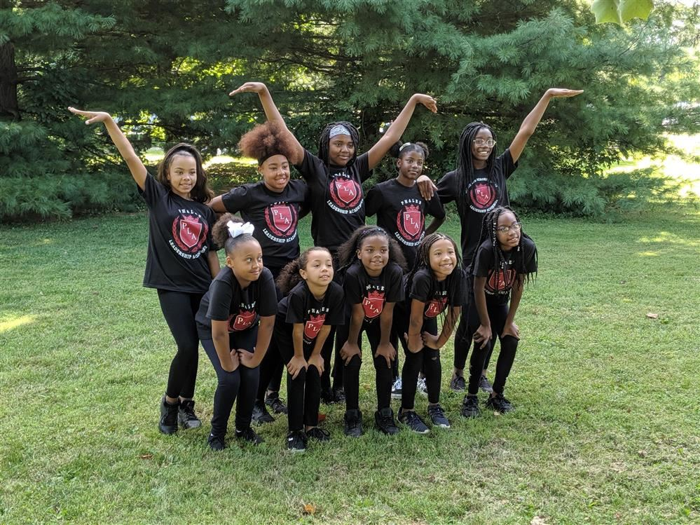 Phalen Leadership Academies GVP Dance Team Shines at Riverside Parade