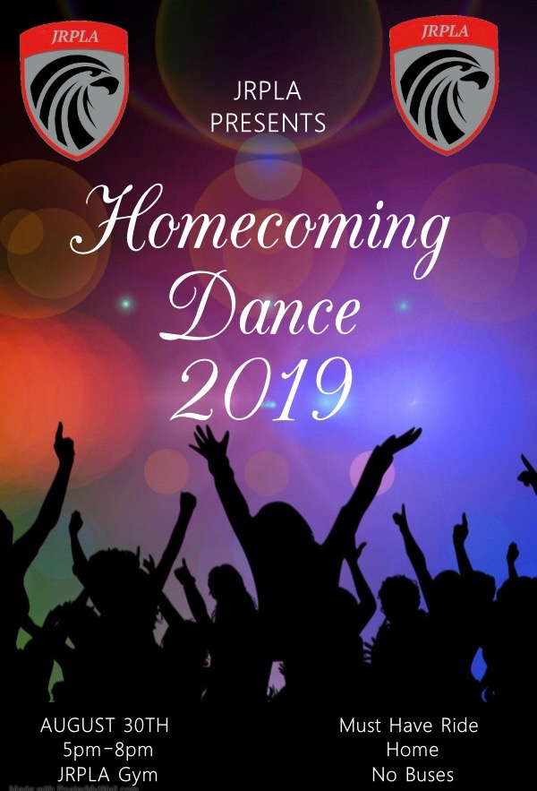 James and Rosemary Phalen Homecoming Dance 2019